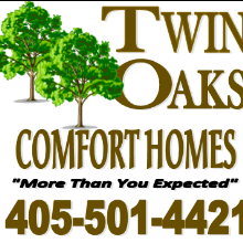 Twin Oaks Comfort Homes